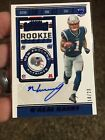 Contenders Football Rookie Ticket Autographs Visual History: 1998-2017 31