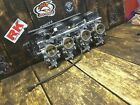 00 01 KAWASAKI NINJA ZX9R  CARB RACK - CARBURETORS / ENGINE CARBS