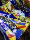Amazing Large Hand Made Abstract Art Glass Centerpiece Bowl Better In Person