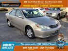 2002 Toyota Camry LE Toyota below $4000 dollars