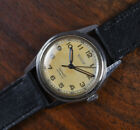 Vintage TIMECRAFT Automatic Stainless Steel Sector Dial Men's Watch Sei Tacche