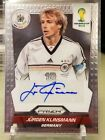 Top Selling 2014 Panini Prizm World Cup Autographs  28