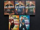 Bob Harper Inside Out Method DVD Lot Yoga Pure Burn Cardio Weight Loss