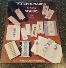 Stith N Marks Bookmarks Jeanette Crews Designs Counted Cross Stitch Book 41