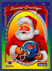 Santa Claus Surprises in 2013 Topps Strata Football 15
