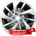 New 18 Replacement Silver Alloy Wheel Rim for 2014 2015 2016 Nissan Rogue 62619