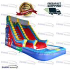 26x13ft Commercial Inflatable Slide With Pool Water Combo With Air Blower