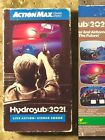 Vintage Action Max Hydrosub:2021 VHS Game Video  1987. Gaming At It's Best!