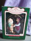 Hallmark Keepsake Ornament 3rd in Mr. & Mrs. Claus Series Shall We Dance