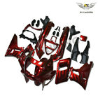 WO Fairing Fit for Kawasaki 1993-2007 ZZR400 1998-2003 ZZR600 Injection Red t04q