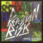 PERSIAN RISK - ONCE A KING - CD ALBUM ON CARLOS RECORDS LABEL - FREE UK POSTAGE