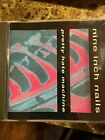 Pretty Hate Machine by Nine Inch Nails (CD, 1989, TVT (Dist.))