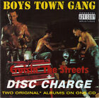 Boys Town Gang- Cruisin' the Streets + Disc Charge CD 1995