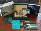 Rolex Submariner 16610, box and service card
