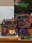 2014 Spooky Pets Boo-tique Halloween Village SPOOKY TOWN Light Up LEMAX