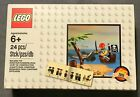 Lego Pirate w/Shark Minifigure Set! 5003082 . . 2015 Anniversary Set! NIB!