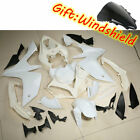 Unpainted Injection Fairing Bodywork Set For Yamaha YZF R1 YZF-R1 2007-2008 New