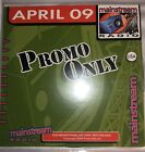 Promo Only Mainstream Radio April 2009 OUT OF PRINT MINT Condition DJ Service