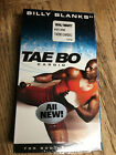 Billy Blanks Tae Bo Cardio for body and mind DVD 2003