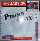 Promo Only Mainstream Radio January 2009 OUT OF PRINT MINT Condition DJ Service