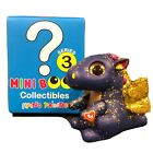 TY Beanie Boos Mini Boo SAFFIRE Blue Dragon Chaser Series 3 Collectible Figure