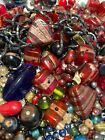 Gorgeous Glass Beads Mixed Color Lot
