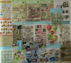 Scrapbooking Stickers Jolees Boutique K  Company Dimensional Lot of 20 Packs