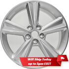 New Set of 4 17 All Silver Wheels and Centers for 2011 2016 Chevrolet Cruze