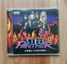 Steel Panther - Feel the Steel CD (Heavy / Glam / Hair Metal / Comedy / Funny)