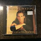 CD  MICHAEL BOLTON  TIME, LOVE AND TENDERNESS  CD FREE SHIPPING