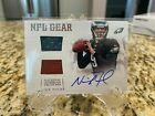 2012 Panini National Treasures Football Rookie Signature Materials Guide 32