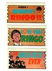 1964 Topps Beatles Plaks Trading Cards 6