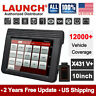 Launch X431 V+ V Pro Car Code Reader Bluetooth Bi-directional Diagnostic Scanner
