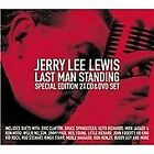 NEW - Jerry Lee Lewis - Last Man Standing CD/DVD (2009) - FREE P