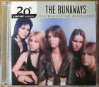 The Best of the RUNAWAYS  (CD, 2005)