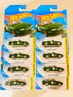 Hot Wheels 91 Mazda MX 5 Miata GameStop Exclusive Lot Of 8