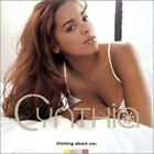 CYNTHIA THINKING ABOUT YOU U.S FREESTYLE CD 1999 IF I HAD THE CHANCE LIKE A STAR