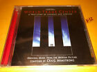 WORLD TRADE CENTER soundtrack CD score CRAIG ARMSTRONG wtc oliver stone ost