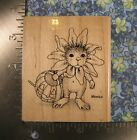RUBBER STAMP DAISY MOUSE HOUSE MOUSE DESIGNS HALLOWEEN MONICA MICE