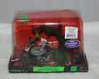 Lemax Spooky Town Creeps Playing Poker Halloween Decor