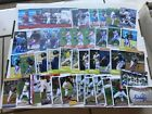45 Random Player Team Set Cards Signed Auto Lot Delvin Perez Andy Young +++