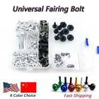 Fairing Bolt Kit CNC Bodywork Anodized Screws For 2015 Aprilia RSV4 RR RF 2016