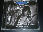 VAN HALEN WICHITA USA 1978 David Lee Roth Motley Crue Kiss Whitesnake JAPAN CD