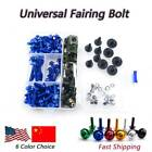 Fairing Bolt Anodized Mounting Fixing Fit For Aprilia RSV4 R Factory RF 2010-16