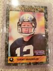 1989 Starting lineup Legends Terry BRADSHAW JOHNNY UNITAS Cards Pittsburgh...