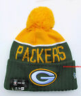 Green Bay Packers On Field 2015-16 Sports Knit Cap Beanie Winter Hat Authentic