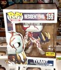 """Funko Pop! Games: Resident Evil - Tyrant #159 Hot Topic Exclusive 6"""" Pop"""
