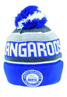 AFL Beanie - North Melbourne Kangaroos - 3 Designs To Choose From - Adult Infant