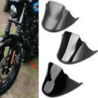 Chin Fairing Front Spoiler Lower Mudguard For Harley 48 72 Sportster XL Iron 883