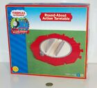 Thomas Train  Friends Tank Wooden Railway Round About Action Turntable NEW